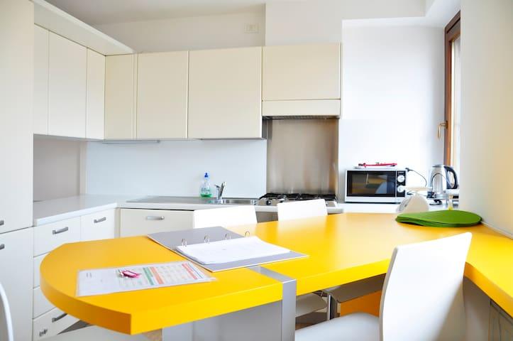Casa Romea - apartamento moderno! - Moimacco - Lejlighed