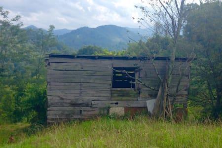 Mountain barn getaway - Marshall