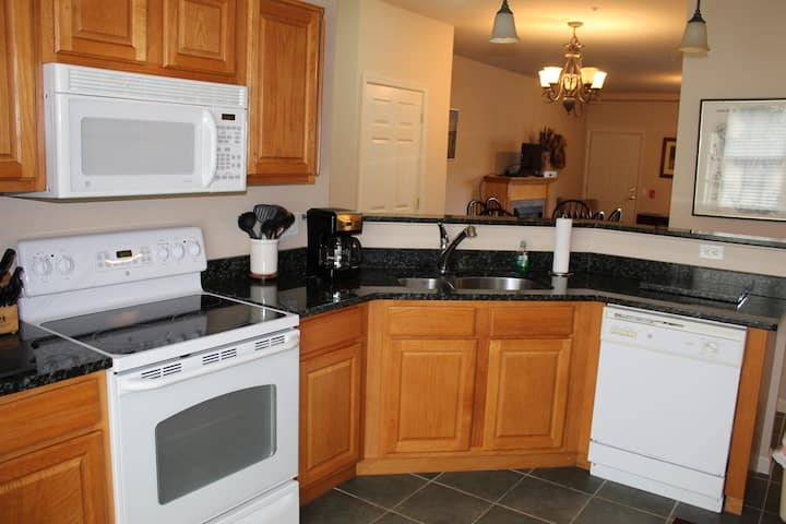 14100 Northern Lights Drive, #8 | Slope Side Condo!