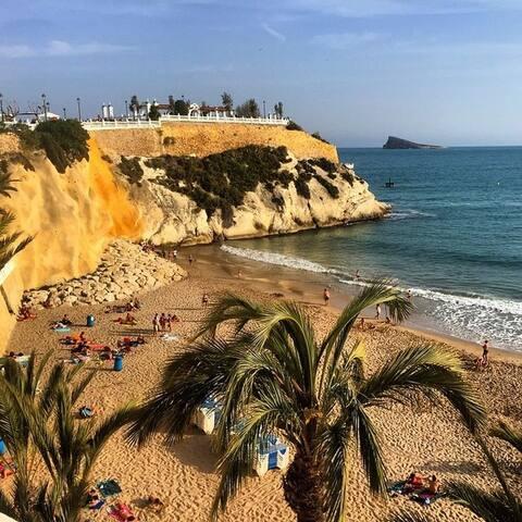 Beach holidays - Benidorm - Flat