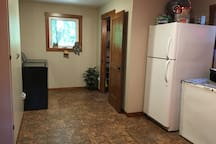 Entry/Laundry Room