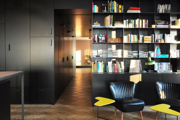 Wonderfull apartment with spectacular view - Antuérpia - Apartamento