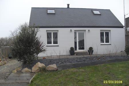 Maison moderne 6-10 pers au Yaudet - Ploulec'h - Hus