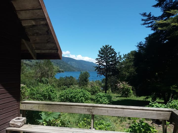 Lago Rupanco, family House for rent
