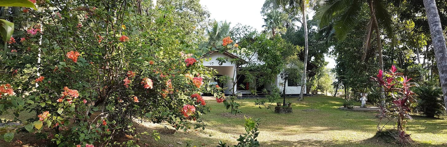 Aranga-La family bungalow in Colombo- Sri Lanka - Homagama - Ev