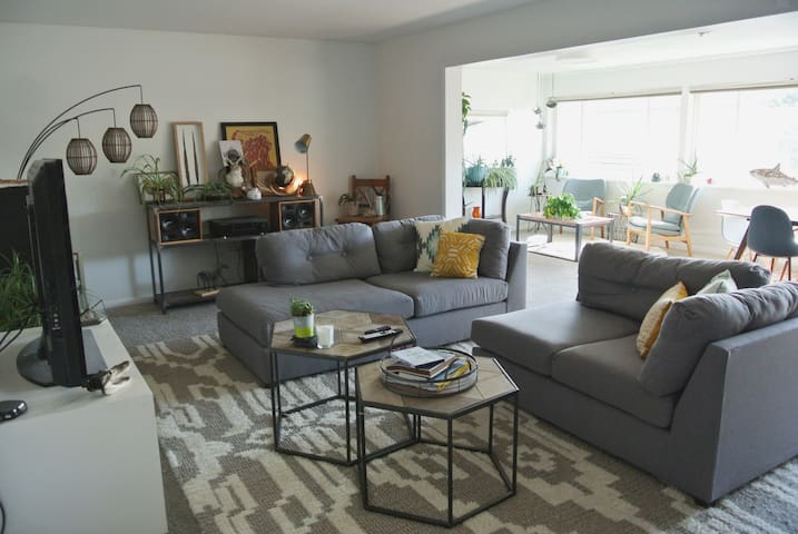 Quiet Cozy Sugarhouse Stay - Salt Lake City - Condominium