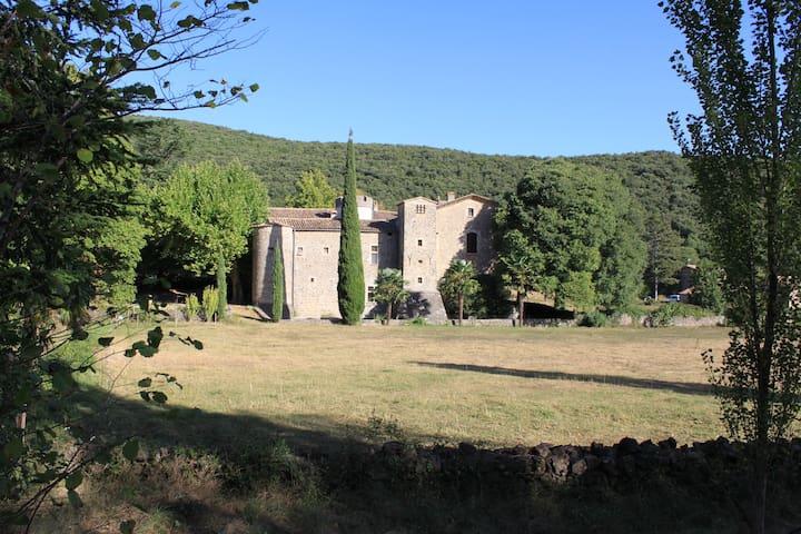 LOFT DANS CHATEAU EN CEVENNES - Anduze - Schloss