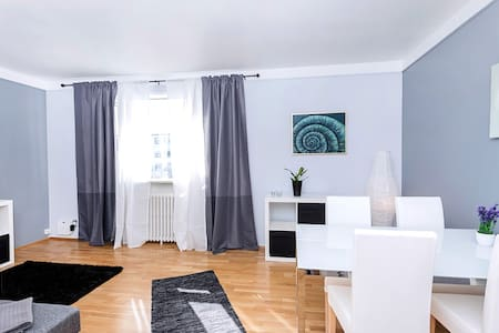 Downtown by the Sea & Free Parking - Apartemen