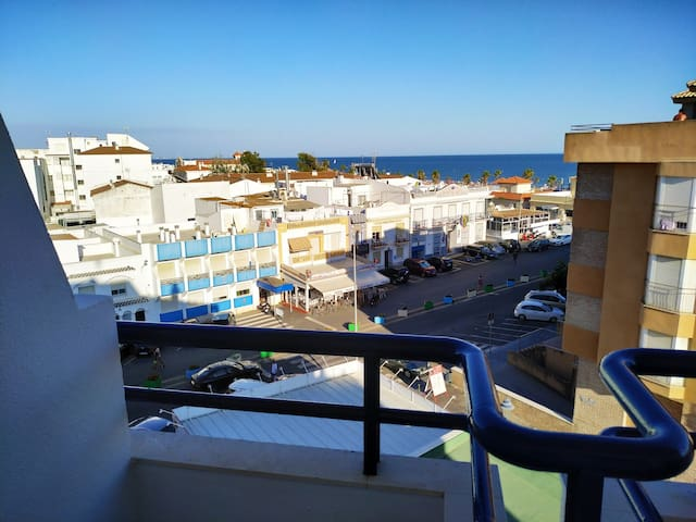 New in La Antilla and Terrace with Sea Views