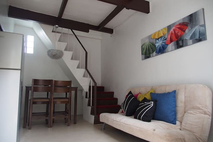 Fully Furnished Small Apartment in Banilad - Mandaue City - Apartment