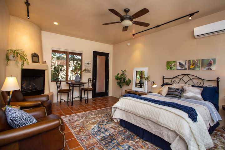 Spacious, Private Casita in Tubac Golf Resort