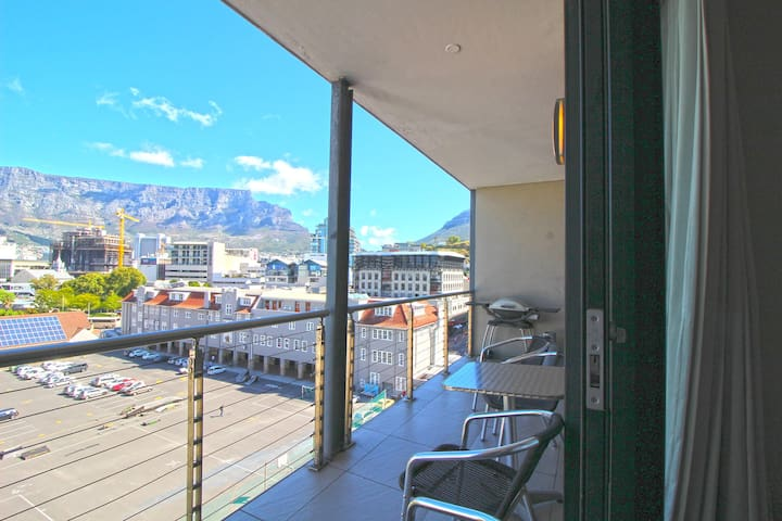 Fantastic urban suite with Table Mountain views - Cape Town