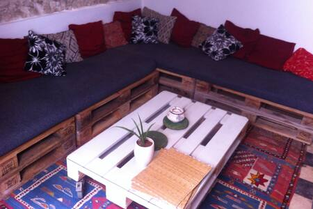 Simple & spacious Medina apartment! - Essaouira - Huoneisto
