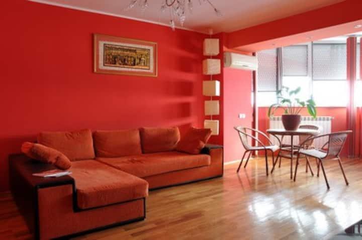 Linda Residence,Ap.54, quiet and Danubius view