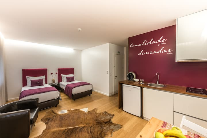 Lounge Inn Apartment (camas twin)