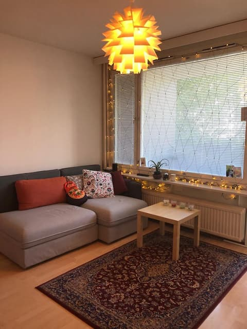 Lovely apartment in Espoo