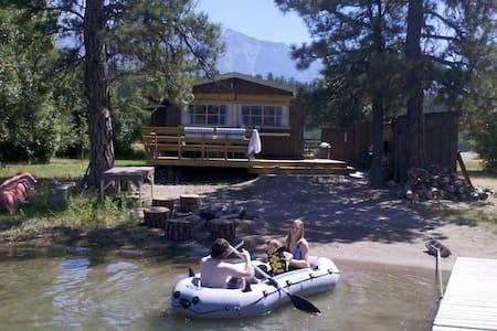 Wasa Lake Vacation Retreat