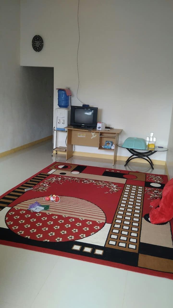 Rumah Singgah Nyaman&Asri di Pangkalpinang Bangka