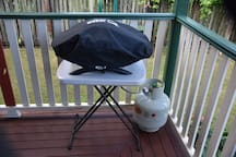 Weber Bar-B-Que for Guest use or small groups