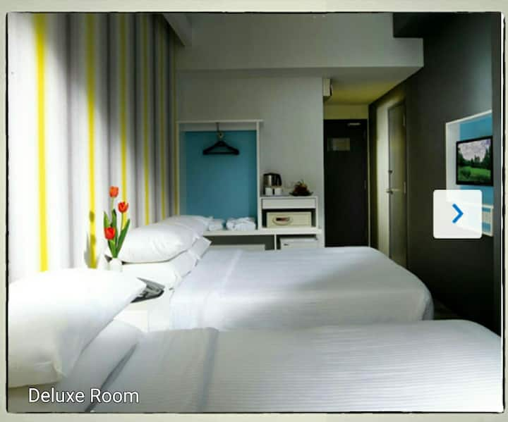 Genting First World Hotel :  Deluxe Room - [DB]