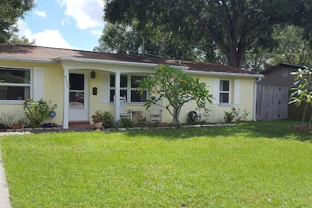 Home away from Home / Close to Beach - Pinellas Park - Casa