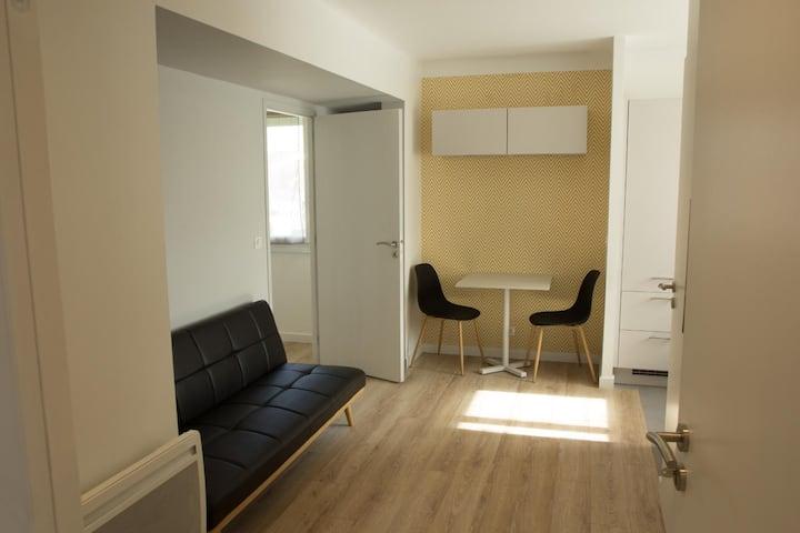 Appartement agréable au Pellerin