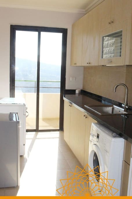 beautifuly apportioned, with all the amenities