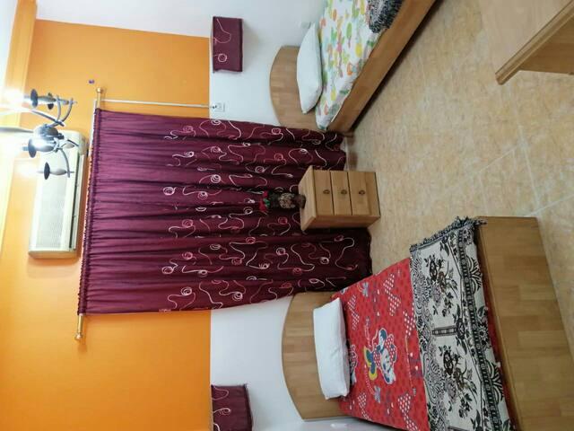 Golden home Aqaba Apartment - 2 Single