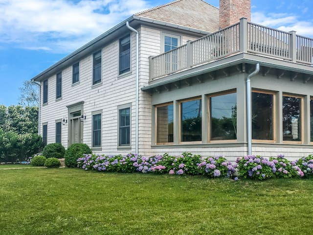 Spacious home in Montauk -- Quiet & Close to all!