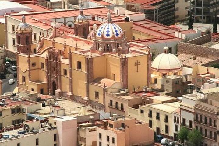 Suite Doña Elvia,  en Centro Histórico, ZACATECAS