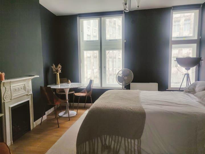 Beautiful 2 Bedroom Flat in Historic St James Park