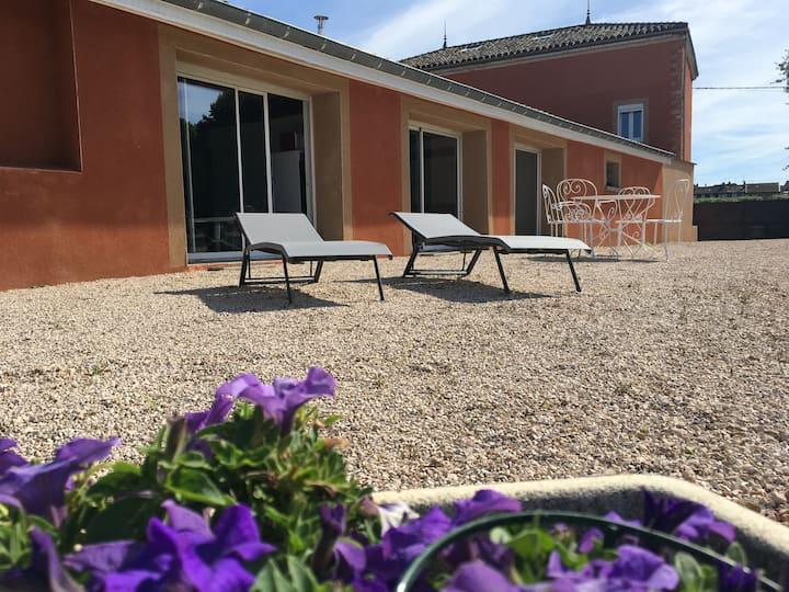 Les Jardins de la Saône - Maison d'hôtes