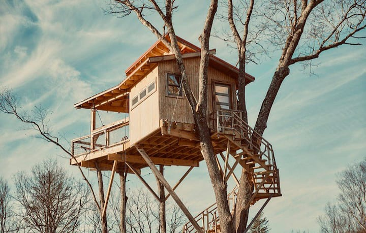 Raven Rock Treehouse
