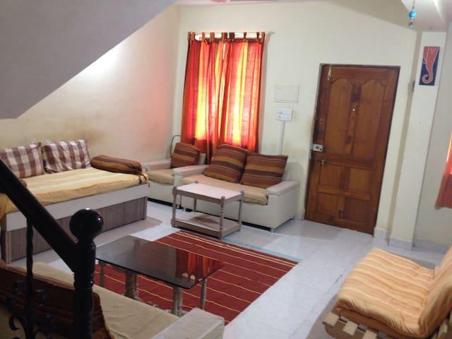 Comfortable Holiday Row Villa in Colva