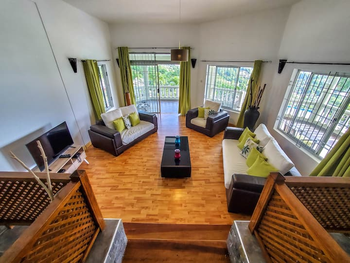 East View Self Catering Curieuse Apartment