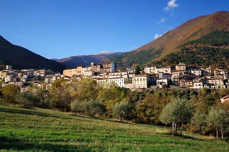 Italian Charm in the Foothills - Pettorano Sul Gizio