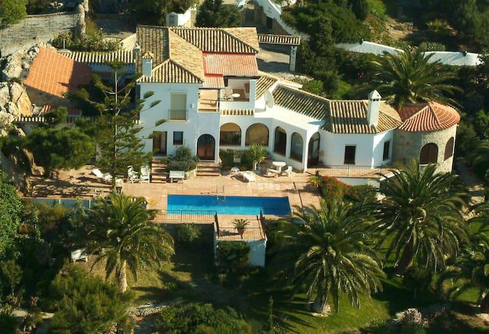 Magnificent villa, stunning views - Cádiz - Villa