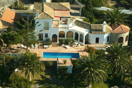 Magnificent villa, stunning views - Cádiz - Villa
