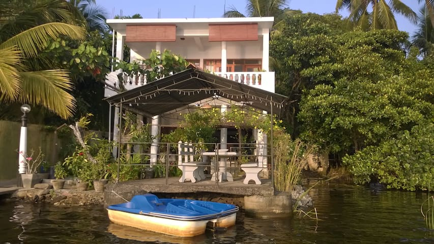 House of waterlily - apartment - Bentota - Byt