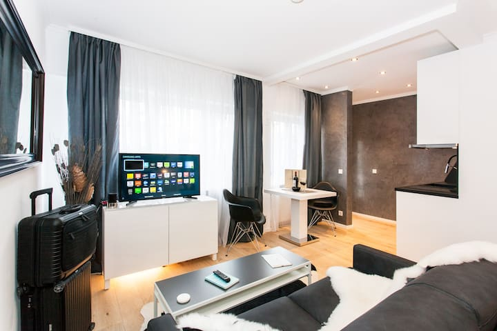New APT Betw. FRANKFURT Airport and FRANKFURT CITY