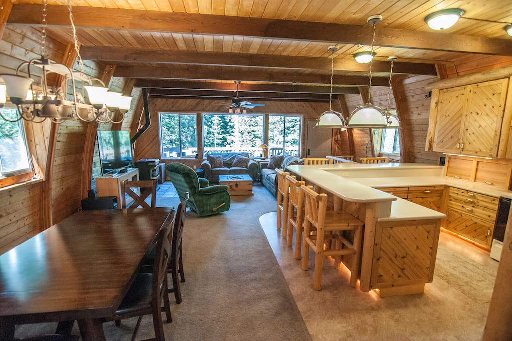 Wilderness perfection cabins for rent in brighton utah for Brighton utah cabin rentals