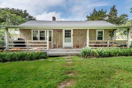 Beautiful New England Beach Cottage