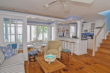 Relax in a Cape Cod Beach Town-Home - Mashpee