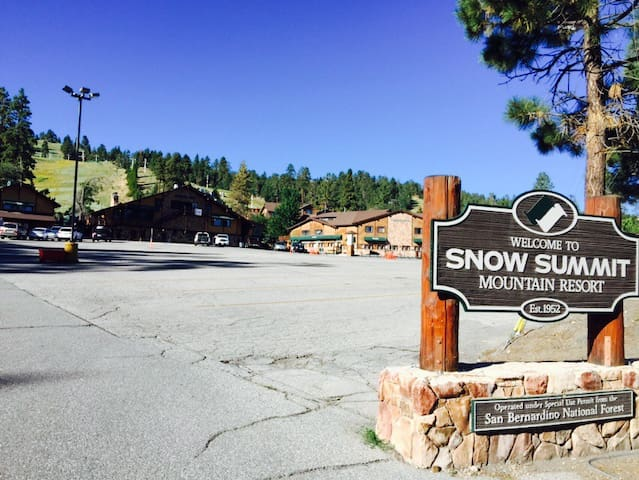 Snow Lake Lodge  Big Bear Lake - Big Bear Lake - Apartamento