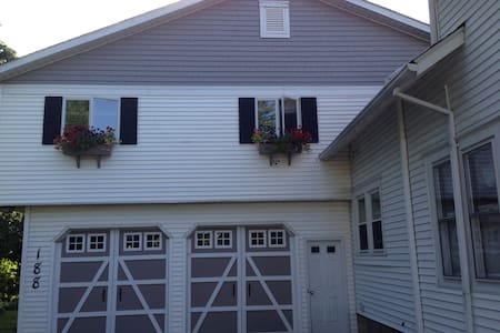 2 bedroom apt with private entrance - Amherst