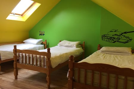4 Single Beds - Cork - Bed & Breakfast