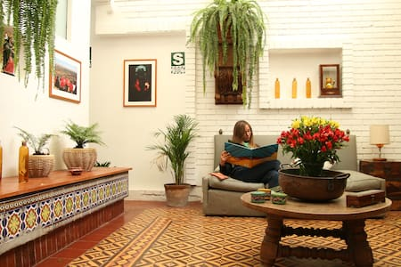 Bed & BreakFast Shared Room 4 Beds - Barranco District