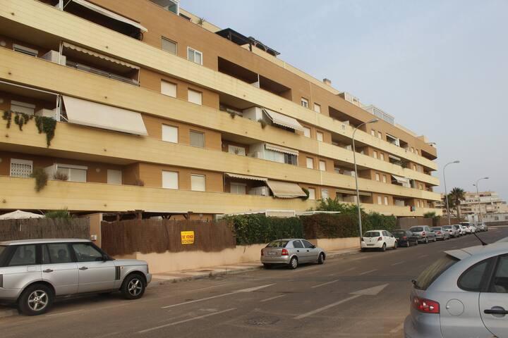 Piso Apartamento en Roquetas de Mar - Рокетас-де-Мар - Дом