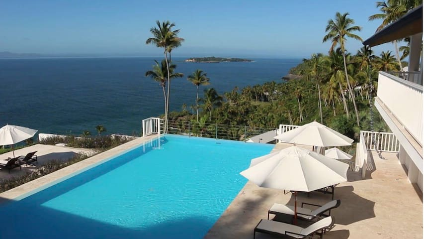 Private apt. with 2 private beaches - Peninsula de Samaná  - Villa