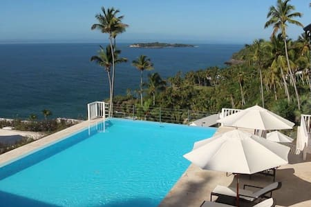 Private apt. with 2 private beaches - Peninsula de Samaná